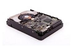 ハードディスクの写真2