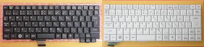 レッツノートのキーボード交換修理