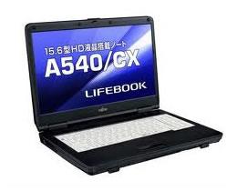 一般的なノートパソコンの液晶パネル